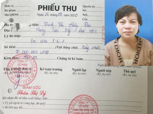 Nữ giám đốc lừa 140 người xuất khẩu lao động sang Hàn Quốc - Ảnh 1.