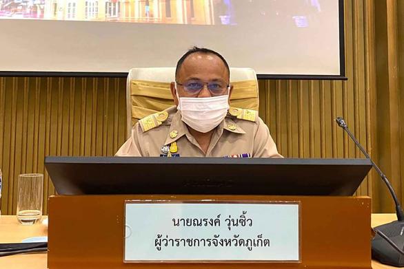 Phuket quyết tâm duy trì mở cửa dù ghi nhận hơn 800 ca COVID-19 - Ảnh 1.