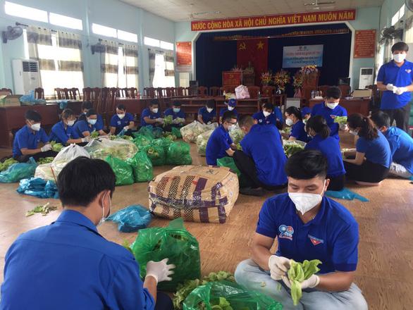 Lâm Đồng tặng Phú Yên 30 tấn rau quả giúp dân vùng phong tỏa dịch COVID-19 - Ảnh 1.
