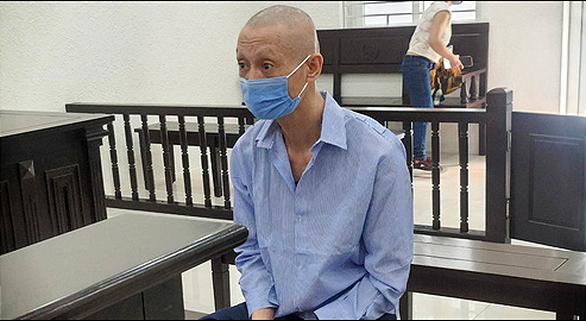 Tuyên tử hình kẻ dùng dao sát hại nghệ sĩ Vũ Mạnh Dũng - Ảnh 1.