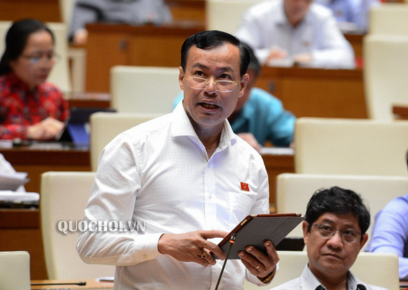 Thứ trưởng Bộ Công an làm chủ nhiệm Ủy ban Quốc phòng - an ninh của Quốc hội - Ảnh 1.
