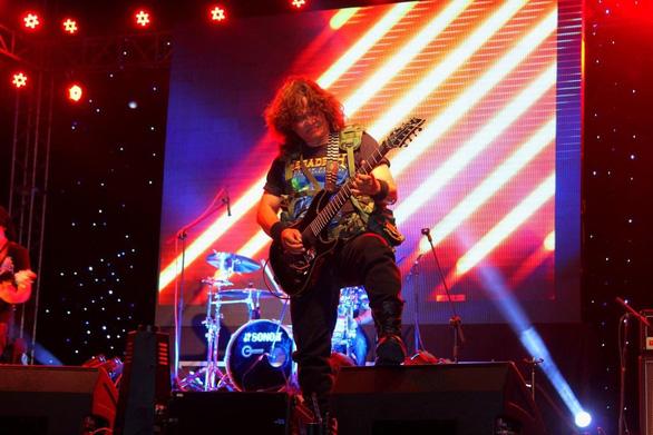 Rocker kỳ cựu Trung Thành Sago vừa qua đời vì COVID-19 - Ảnh 2.