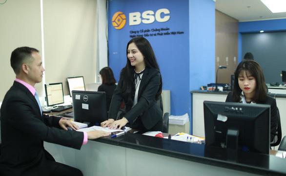 Lợi nhuận cả năm của công ty chứng khoán BIDV về đích trước 6 tháng. - Ảnh 1.
