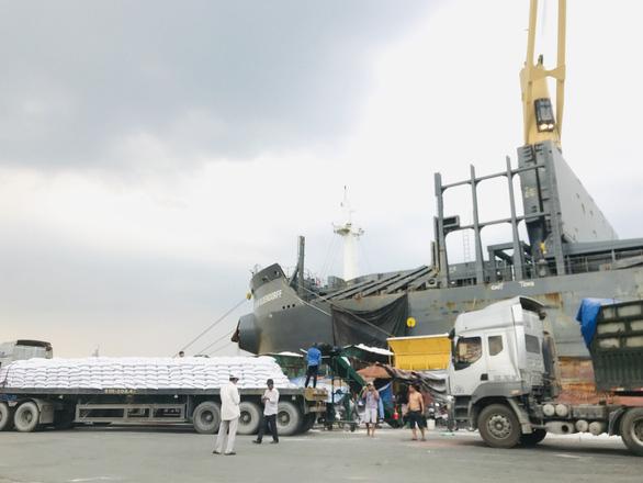 Huy động nhiều cảng biển vận chuyển miễn phí hàng hóa hỗ trợ TP.HCM - Ảnh 1.