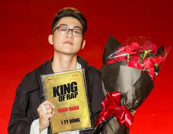 Hai thí sinh King of Rap và Rap Việt chê nhau, làng rap nổ ra tranh cãi - Ảnh 1.