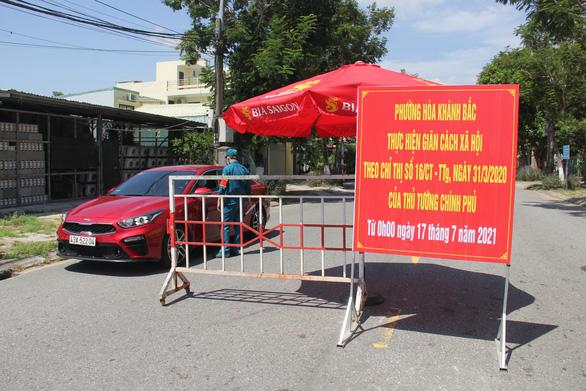 12/28 ca mới ở cộng đồng, Đà Nẵng cấm shipper, thể thao ngoài trời - Ảnh 1.