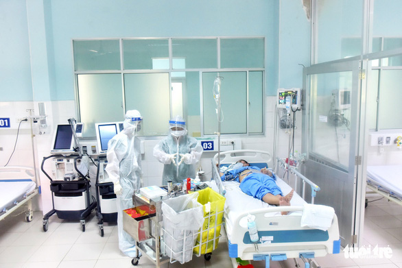 Hơn 1.000 tu sĩ, tăng ni, phật tử tình nguyện phục vụ tại các bệnh viện dã chiến - Ảnh 1.