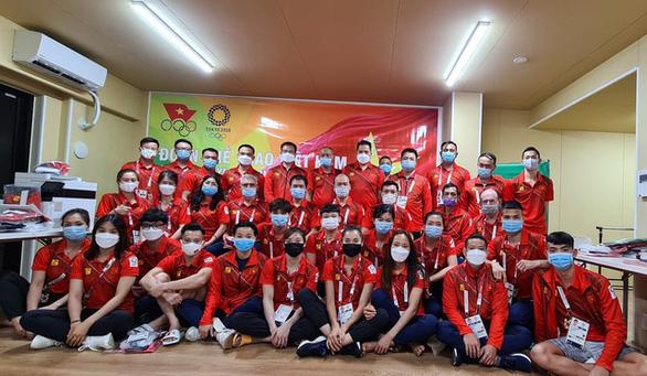 VTV đã mua được bản quyền truyền hình Olympic Tokyo 2020 - Ảnh 1.