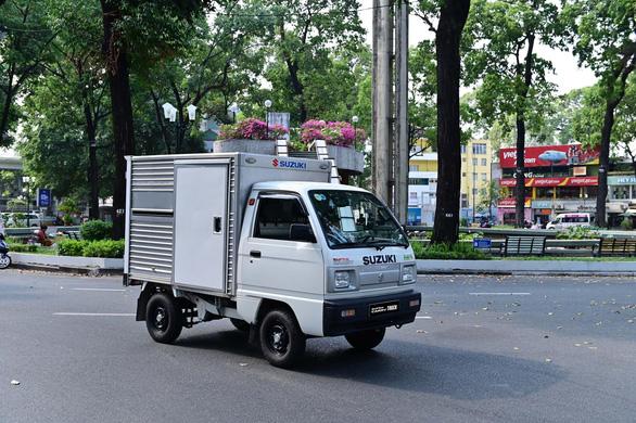 Chọn Suzuki Carry Truck  để tránh phiền hà từ xe tải nhẹ sao chép - Ảnh 2.