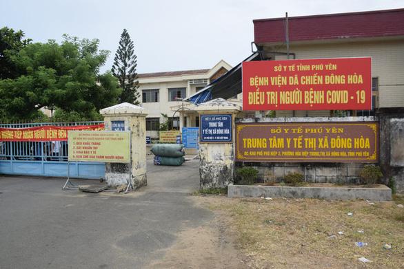DỊCH COVID-19 ngày 21-7: 3 y sĩ, điều dưỡng Bệnh viện dã chiến tại Phú Yên mắc COVID-19 - Ảnh 1.