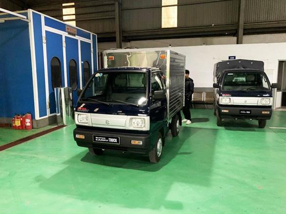 Chọn Suzuki Carry Truck  để tránh phiền hà từ xe tải nhẹ sao chép - Ảnh 3.