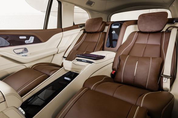 Mercedes-Maybach GLS 600 4MATIC ra mắt thị trường Việt Nam - Ảnh 4.