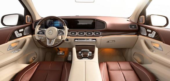 Mercedes-Maybach GLS 600 4MATIC ra mắt thị trường Việt Nam - Ảnh 5.
