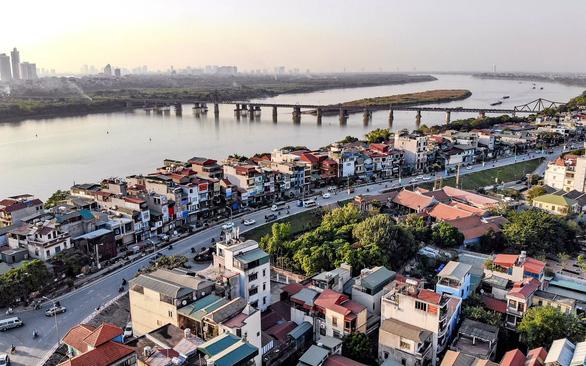 Quy hoạch sông Hồng: Bộ Nông nghiệp không đồng ý giữ lại 2 khu dân cư - Ảnh 2.