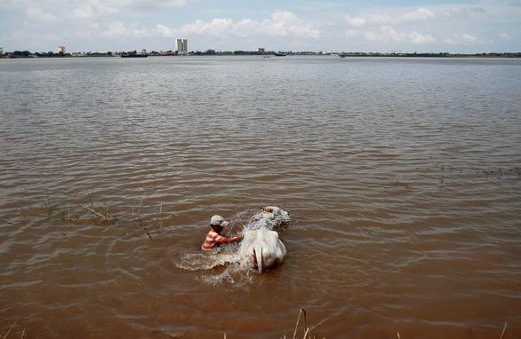 Tin tặc Trung Quốc bị tố trộm dữ liệu sông Mekong từ Chính phủ Campuchia - Ảnh 1.