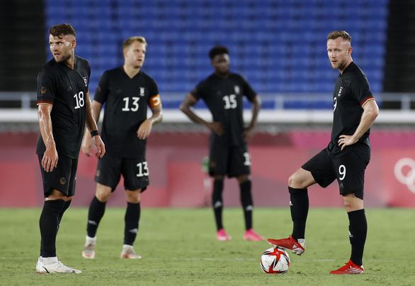 Richarlison lập hat-trick, Brazil thắng đậm Đức ngày ra quân Olympic Tokyo - Ảnh 2.