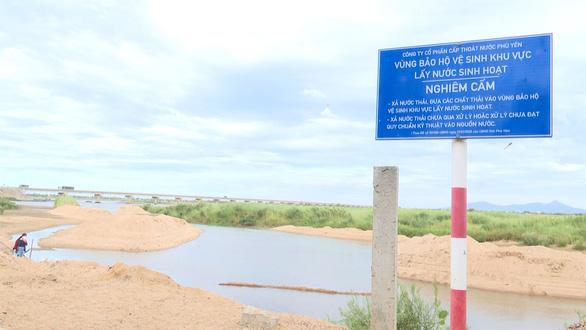 Vụ Tuy Hòa 'đứt' nước sinh hoạt: thủy điện nói xả nước về hạ du nhiều hơn cam kết - Ảnh 1.