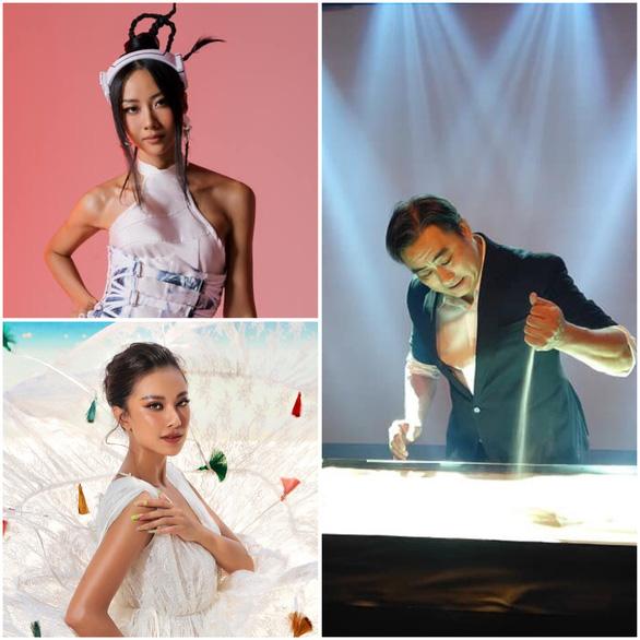 Suboi xuất hiện ở Times Square lần 2, Kim Duyên dự thi Hoa hậu hoàn vũ 2021 - Ảnh 1.