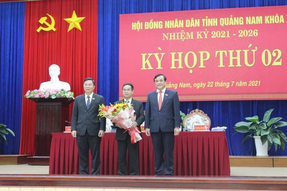 Ông Trần Anh Tuấn giữ chức phó chủ tịch UBND tỉnh Quảng Nam - Ảnh 1.