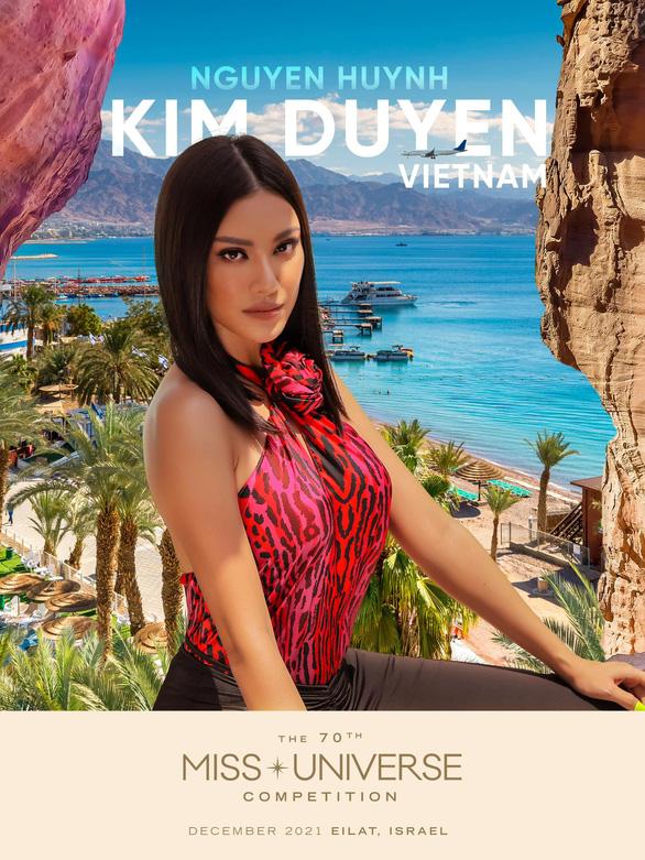 Suboi xuất hiện ở Times Square lần 2, Kim Duyên dự thi Hoa hậu hoàn vũ 2021 - Ảnh 3.