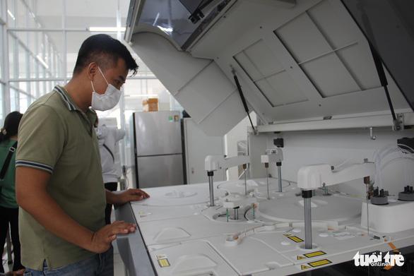 Bệnh viện dã chiến 350 giường ở Đà Nẵng sắp hoạt động, có thể tăng lên 1.700 giường khi cần - Ảnh 3.