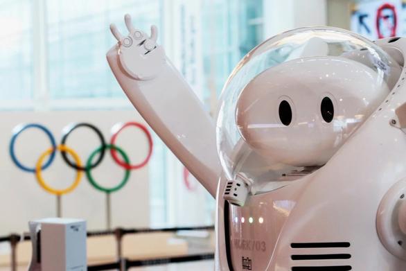 Choáng ngợp trước độ xịn của Nhật Bản tại Olympic - Ảnh 1.