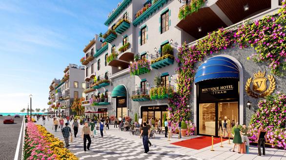 Tiềm năng vượt trội của boutique hotel - Ảnh 1.