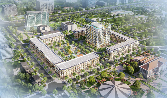 D. Metropole Hà Tĩnh - khu đô thị đáng sống bậc nhất TP Hà Tĩnh - Ảnh 2.