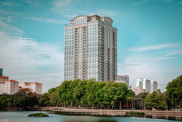 Cơ hội sở hữu căn hộ hạng sang phía Tây Hà Nội ngay hôm nay - Ảnh 1.