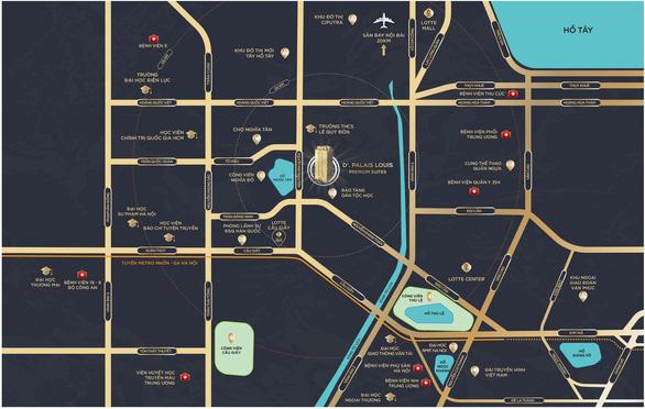 Cơ hội sở hữu căn hộ hạng sang phía Tây Hà Nội ngay hôm nay - Ảnh 2.