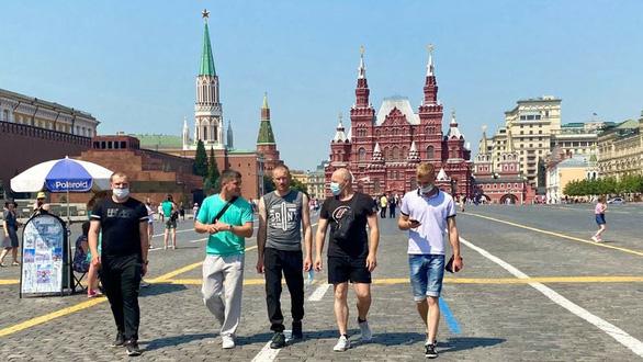 Nga thử nghiệm thành công tách khỏi Internet toàn cầu - Ảnh 1.