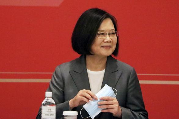 Reuters: Trung Quốc cảm ơn lãnh đạo Đài Loan Thái Anh Văn? - Ảnh 1.