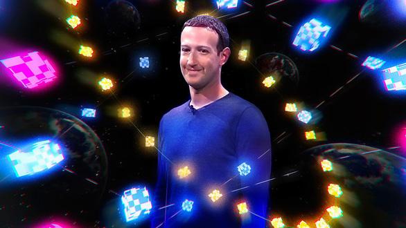 Facebook đặt cược vào vũ trụ ảo metaverse - Ảnh 1.