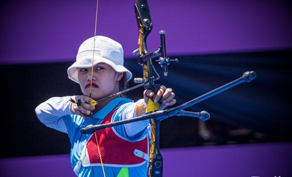 Đối thủ của Ánh Nguyệt phá kỷ lục Olympic tồn tại 25 năm - Ảnh 1.