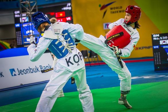 Taekwondo Việt Nam hướng đến huy chương Olympic - Ảnh 2.