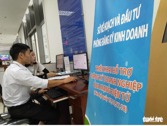 Đà Nẵng tạm dừng nhận hồ sơ giải quyết thủ tục hành chính trực tiếp - Ảnh 1.