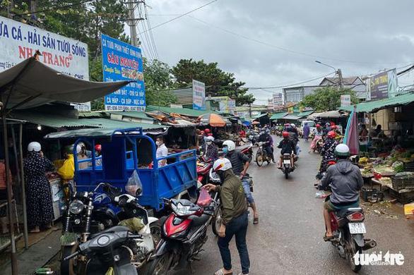 Đắk Nông phong tỏa TP Gia Nghĩa - Ảnh 2.