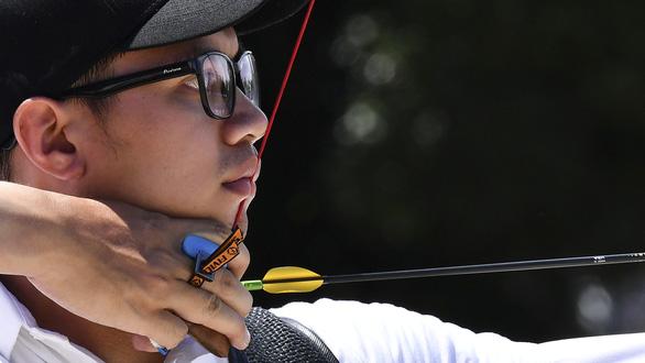 Phi Vũ không thể đưa Ánh Nguyệt cùng vào vòng 1/8 đôi nam nữ tại Olympic Tokyo - Ảnh 3.