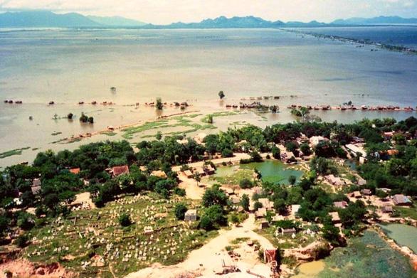 Nghiên cứu của Hà Lan: Nguyên nhân lớn gây xâm nhập mặn ở ĐBSCL là do xây đập - Ảnh 2.