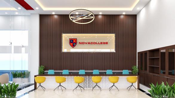 Nova College tập trung đào tạo nhân lực nhóm ngành Hàng không - Ảnh 2.