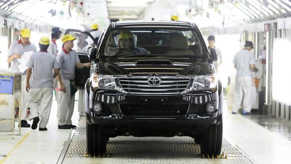 Dịch lan mạnh, Toyota đóng cửa toàn bộ nhà máy ở Thái Lan - Ảnh 1.