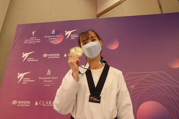 Kim Tuyền tự tin chinh phục huy chương Olympic Tokyo - Ảnh 1.