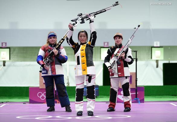 Trung Quốc giành huy chương vàng đầu tiên của Olympic Tokyo - Ảnh 1.