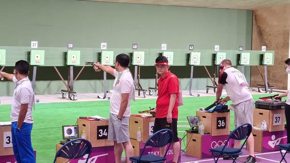 Olympic 2020: Thùy Linh, Văn Đương giành chiến thắng, các VĐV khác thi đấu chưa thành công - Ảnh 8.