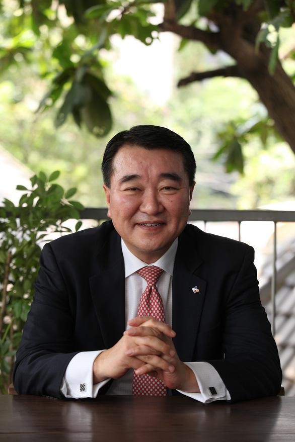 CJ hy vọng taekwondo Việt Nam sẽ đạt thành tích tốt hơn - Ảnh 1.