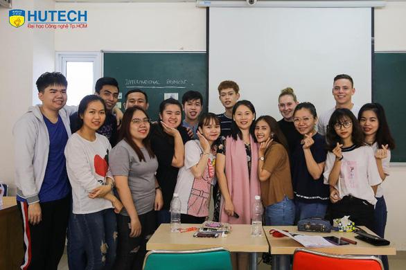 HUTECH - trường đại học đa trải nghiệm cho sinh viên năng động - Ảnh 2.