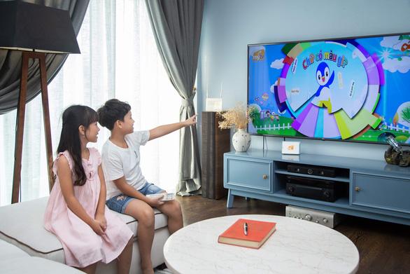 Giãn cách xã hội, người Việt giải trí tại gia cùng truyền hình MyTV - Ảnh 1.