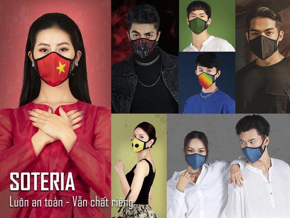 Soteria: Thương hiệu khẩu trang Việt Nam cao cấp đạt chuẩn Mỹ - Ảnh 4.
