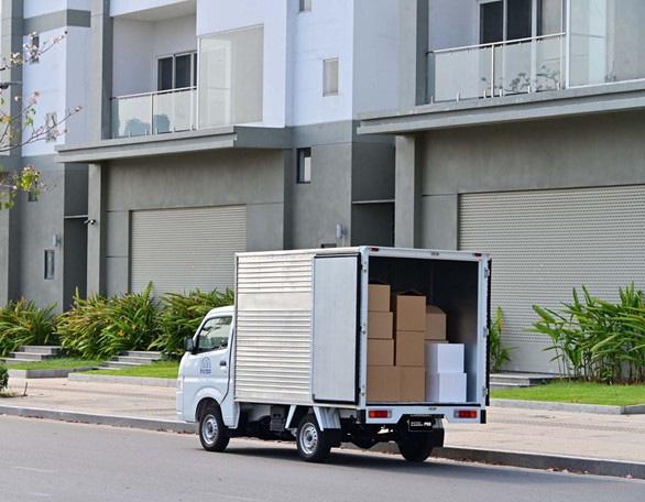Nhu cầu vận chuyển tăng vọt mùa dịch, Suzuki Carry Pro phát huy thế mạnh - Ảnh 2.