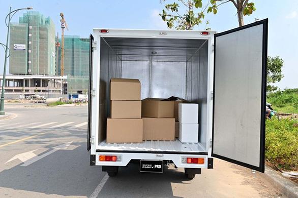 Nhu cầu vận chuyển tăng vọt mùa dịch, Suzuki Carry Pro phát huy thế mạnh - Ảnh 3.